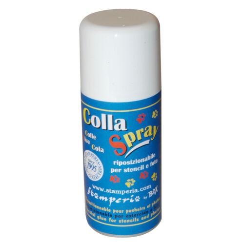 Stamperia Áthelyezhető ragasztó spray