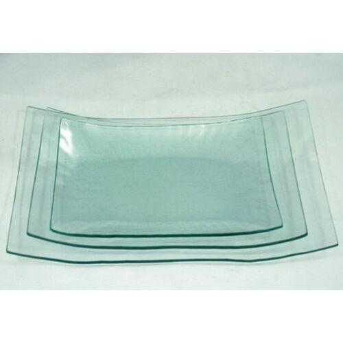 Pentart Hajlított üvegtálak
