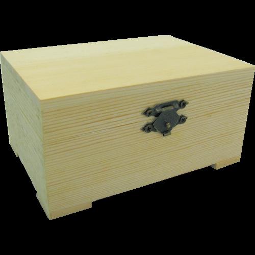 Pentart Festhető natúr fa dobozok
