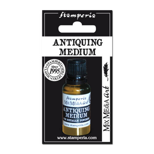 Stamperia Antiquing Medium