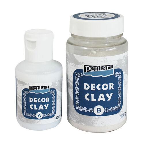 Pentart Decor clay szettek