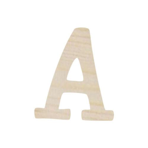 Pentart Fa betűk