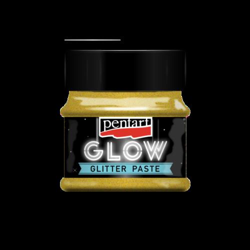 Pentart Glow glitter paszta