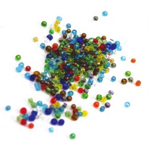 Telt színű gyöngyök