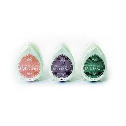 Tsukineko Brilliance Dew Drop tintapárnák