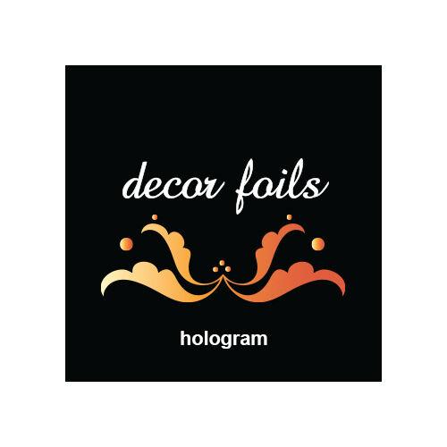 Pentart Dekorfóliák - hologramos
