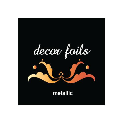 Pentart Dekorfóliák - metál